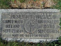Joseph P Healy