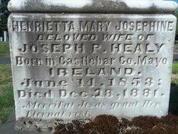 Henrietta Mary Josephine Healy