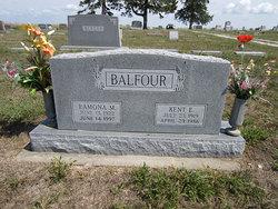 Ramona <I>Petersen</I> Balfour