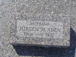 Jurgen H Aden