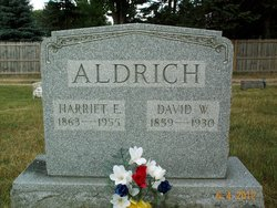 Harriet E. <I>Hanes</I> Aldrich