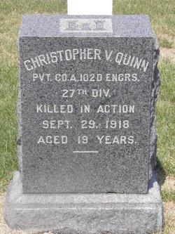 Pvt Christopher V. Quinn
