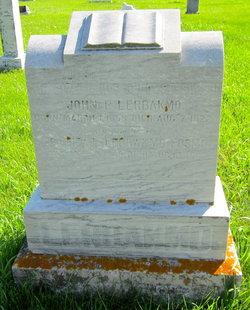John P Lerbakmo