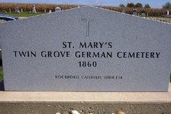 Saint Marys Twin Grove German Cemetery