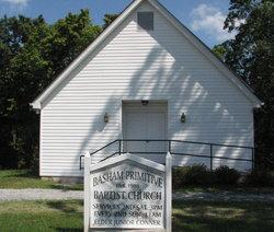 Basham Primitive Baptist Church Cemetery
