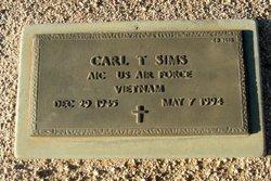 Carl T Sims