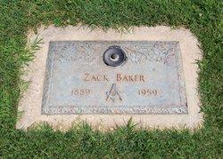 Zack Baker