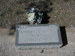 "Katherine Elizabeth ""Miss Kitty"" <I>Starbuck</I> Montier"