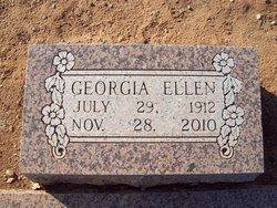 Georgia Ellen <I>Reeves</I> Crow