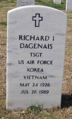 Richard I Dagenais