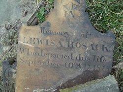 Lewisa Hosack