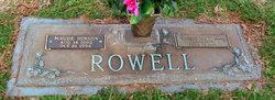 Maude <I>Hinson</I> Rowell