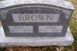 Anna <I>Russell</I> Brown