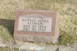 Mildred Agnes Altman