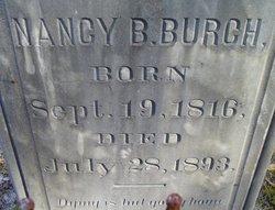 Nancy Bain <I>McRae</I> Burch