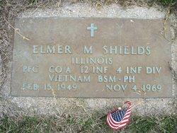 PFC Elmer Matthew Shields