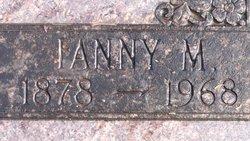 Fanny Maria <I>Hazlitt</I> Goff