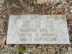 Catherine C <I>Cochran</I> Newbill Hutcheson