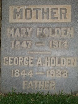 George A Holden