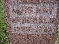 Lois May McDonald