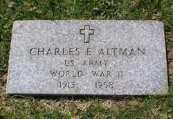 Charles E. Altman