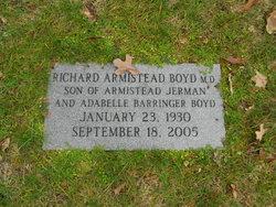 Dr Richard Armistead Boyd