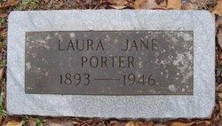 Laura Jane <I>Harrison</I> Porter