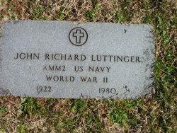 John Richard Luttinger