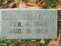 Elza <I>Wood</I> Harper