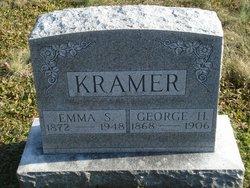 Emma S <I>Brubaker</I> Kramer