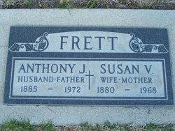 Anthony J Frett