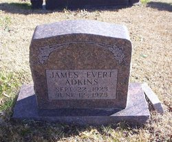 James Evert Adkins