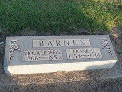 Frank Douglas Barnes