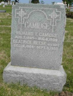 Beatrice <I>Reese</I> Camidge