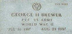 George H. Brewer