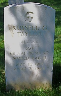 Russell G Taylor