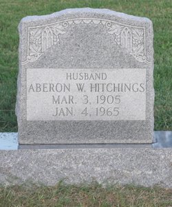 Aberon Wade Hitchings, Sr