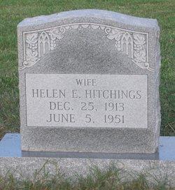 Helen Elizabeth <I>Beasley</I> Hitchings