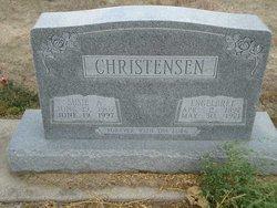 """Susan Adeline """"Susie"""" <I>Essley</I> Christensen"""