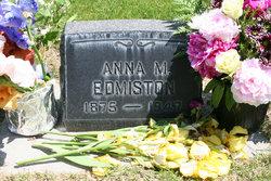 Anna Maria <I>McCaw</I> Edmiston