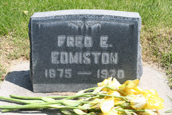 Fred Eugene Edmiston