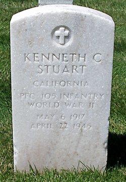 Kenneth C Stuart