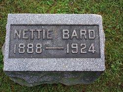 Nettie Nellie <I>Mellott</I> Bard