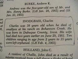 augustus snodgrass