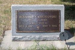 "Bernard P ""Ben"" Bartkowski"