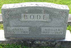 Marie Louise Elizabeth <I>Otte</I> Bode