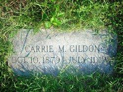 Carrie Mary <I>McKim</I> Gildon