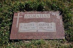 Mardik H Basmajian