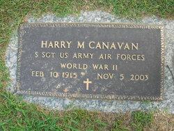 Harry Martin Canavan