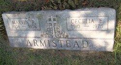 Cecelia E <I>Weedaman</I> Armistead